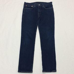 Levi's 511 W34 L32 Men's Straight Fit Jeans